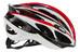 UVEX race 1 Hjälm röd/svart